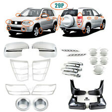 Accessories Chrome Molding Covers Trims For 2006-2008 Suzuki Grand Vitara SUV