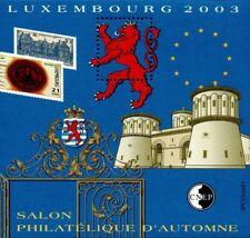 Bloc CNEP 39** Luxembourg 2003