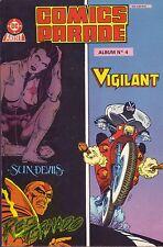 Comics Parade Album N°4 (N°7 et 8) - Arédit-D.C. Comics 1986 - TBE