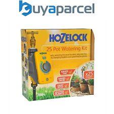 Hozelock Plus Auto 25 Plant Pot Hedge Watering Kit 2804 AC Plus Automatic Water