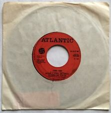 "Delaney & Bonnie & Friends with Eric Clapton - Comin' Home Atlantic 7"" Single"