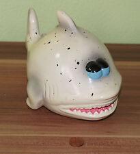 Sparschwein Spardose als Hai Piranha L=20cm TOP! (AA1)