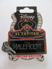 DSF DSSH Sleeping Beauty Maleficent Dragon El Capitan Marquee LE Disney Pin