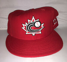 Vtg 2006 World Baseball Classic Canada NEW ERA fitted hat cap size 7 5/8  new