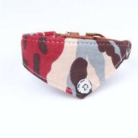 Dog Bandana Collar- Camouflage Adjustable dog puppy Cat Pet Neckerchief
