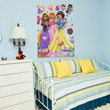 Disney Princess Wall Decals/Stickers-Snow White/Sleeping Beauty/Jasmine/ETC.-NEW