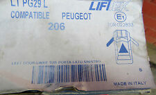 Peugeot 206 ventana eléctrica regulador eléctrico de la parte delantera izquierda LT PG29 L 9221F9 Lote B