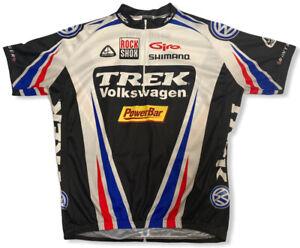 RARE NIKE ACG Cycling Jersey XXL MADE IN ITALY Trek Volkswagen Shimano Giro EUC