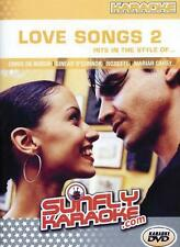 Sunfly Karaoke DVD Love Songs 2 (DVD)