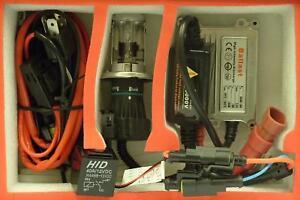 Honda VTX1800 1300 HID Xenon Conversion Kit H4 High/Low