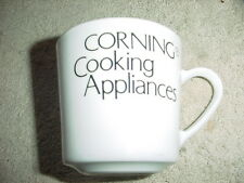 CORNING COOKING APPLIANCES VERY HARD TO FIND CENTURA COFFEE CUP FREE USA SHIP
