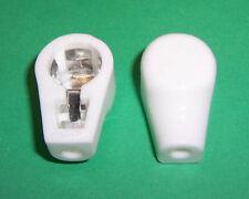 2 VACUUM TUBE MEDIUM GRID / PLATE CAPS 211 805 4D32 ETC