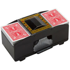 Casino 1-2 Deck Automatic Card Shuffler For Poker Games by Gse