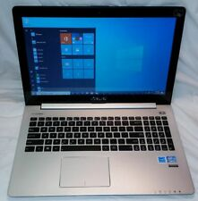 "ASUS VivoBook S500C 17"" Laptop Intel i3 3217U 1.8Ghz 12 GB RAM 500GB HD TOUCHSCR"