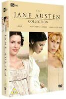 The Jane Austen Colección - Emma / Northanger Abbey / Mansfield Parque Nuevo DVD