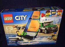 LEGO City Great Vehicles 4x4 with Catamaran 60149