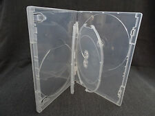 DVD COVER / CASES CLEAR - SINGLE 5 DISC - VIVA - 14MM - QUANTITY 5 ONLY
