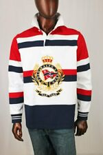 POLO Ralph Lauren Rugby Yacht Club~Regatta Nautical Yacht Crest~Classic Fit~NWT