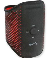 iPod Nano Case Armband - Built in Controls - Black/Red by Nike Sport Armband NEW
