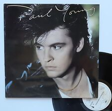 "Vinyle 33T Paul Young  ""The secret of association"""