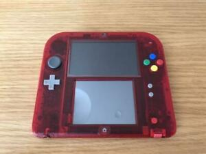 Nintendo 2DS Console Only Various colors Used Select Japanese only