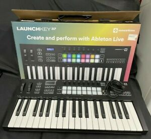 Novation Launchkey 37 Mk3 37-key Keyboard Controller USB - Bids From $1