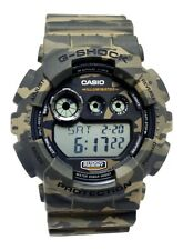 Casio G-Shock Mens Wrist Watch GD120CM-5  GD-120CM-5CR Digital Camo Brown