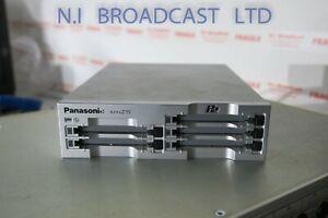 1x Panasonic ajpcd35 portable p2 memory card reader interface unit (ref !)  mode