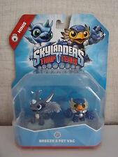 Skylanders Trap Team Mini Breeze & Pet Vac - New