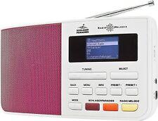 Dual Internetradio / DAB+ / FM WiFi Schlager Paradies Radio Digitalradio Portabl