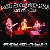 STILLS & NASH CROSBY - OUT OF DARKNESS INTO DAYLIGHT  2 CD NEU