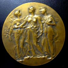 GRAND EXPOSITION 1923 / Large Bronze Medal / 70 mm / N125