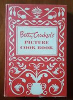 Betty Crocker's Picture Cook Book 1950 First Edition