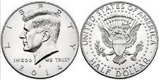 "2014 D P Kennedy Half Dollar US Mint Coin ""BU"""