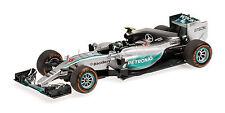 Mercedes Amg W06 Hybrid Nico Rosberg Japanese Gp 2015 1:43 Model MINICHAMPS