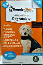 New listing Thundershirt For Dog Anxiety Behavior Training Gray Large 41-64 lbs