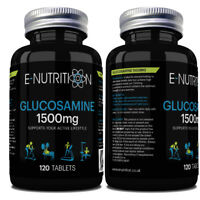 GLUCOSAMINE SULPHATE 1500mg 2 KCL   STRONG JOINT SUPPORT   BONES   KNEE PAIN