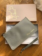 Pandora pochette sac clutch gris collection Disney Mickey neuf