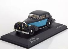 HOTCHKISS 686 GS 1949 BLEU NOIR WHITEBOX WB164 1/43 SCHWARZ HELLBLAU BLUE BLACK