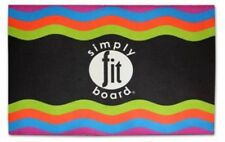 WORKOUT MAT For Simply Fit Board Stays In Place On Wood Floors Carpet Tile
