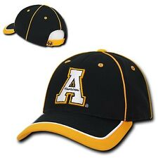 ASU Appalachian App State Mountaineers Jersey Mesh Baseball Snapback Cap Hat