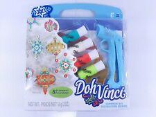 PlayDoh Doh Vinci Ornament Decoration Kit NIP Ages 6+ - Hasbro