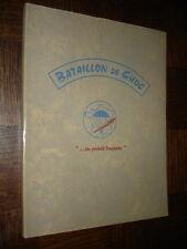 BATAILLON DE CHOC - Présenté par le Général de Lattre de Tassigny - 1961