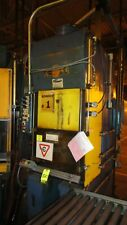 50 Ton Denison Hydraulic C Frame Press 12 Stroke 24 Daylight 45 Diameter Ram