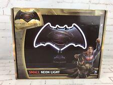 Batman Vs Superman Dawn Of Justice DC Comics Logo Small Neon Light