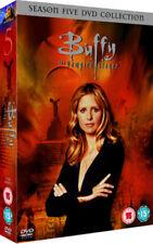 Buffy the Vampire Slayer: Season 5 DVD (2006) Sarah Michelle Gellar