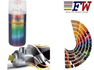 2K PU 400 ml Spraydose RAL 9001-9018 , glänzend , seidenmatt , matt. stumpfmatt