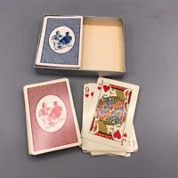 Vintage Brown & Bigelow Breakfast Cheer Playing Cards Deck Pair