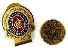 2011 (Atlanta Athletic Club) Pga Championship Hat Clip w/Removable Ball Marker