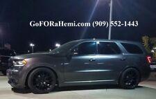 Dodge Durango Wheels Tires 20 Inch Rim Set Matte SRT Mopar Factory Style #675